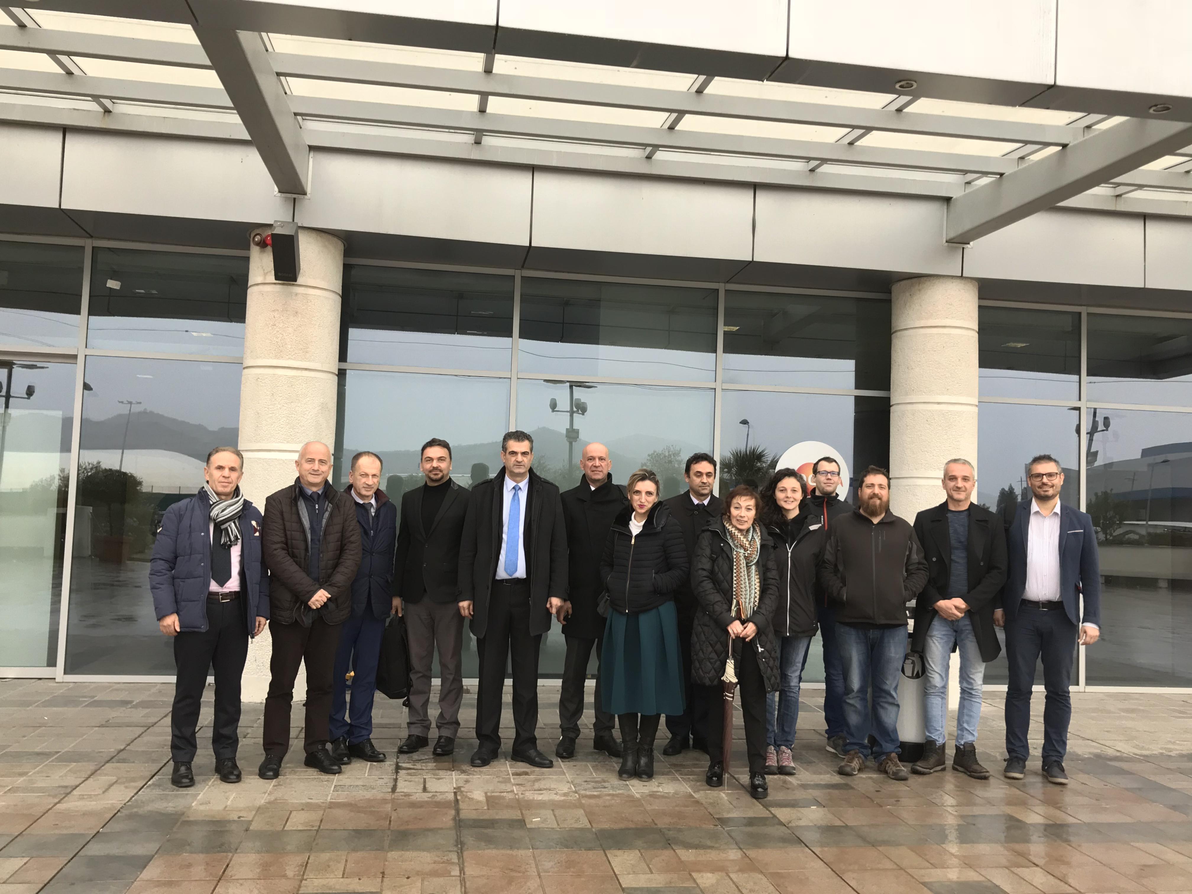 Kick-off Meeting, Donja Gorica, Montenegro